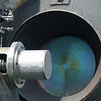 double clapet isolation valve - detail