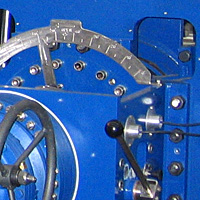 rotary actuator - detail