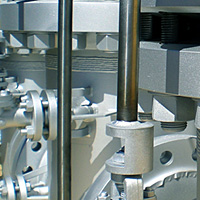 split-wedge valves - detail