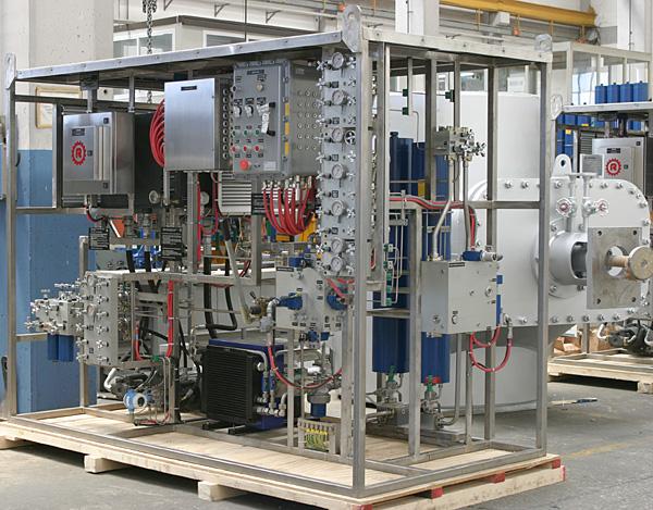Hydraulic Power Control Unit