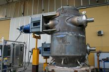 Isolation valves with rotary actuator: preparing for testing