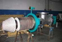 Plug valve, hollow type